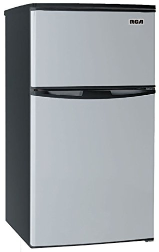 Top 10 3.2 Cubc Foot 2 Door Fridge and Freezer – Compact Refrigerators