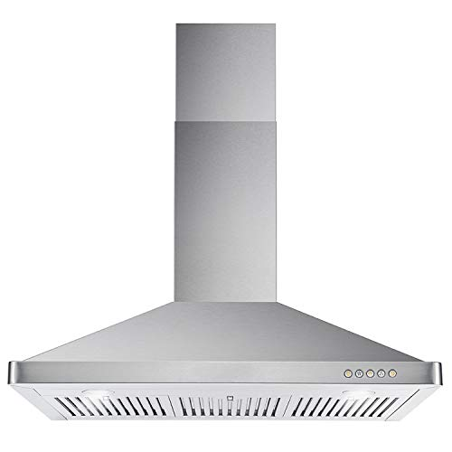 Top 10 Wall-chimney Range Hoods 36 – Range Hoods