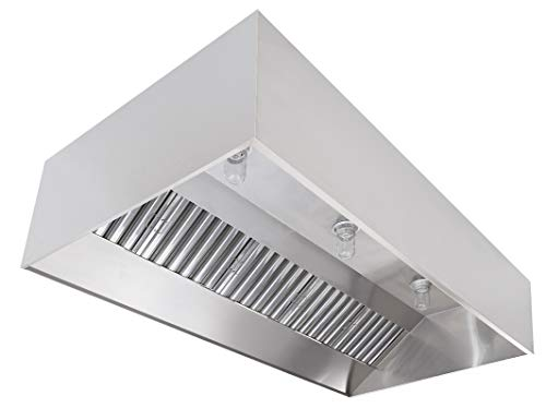 Top 10 Commercial Kitchen Hood Exhaust Fan – Range Hoods