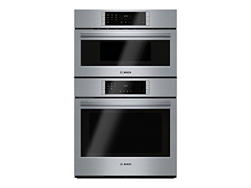 Top 6 Bosch Double Wall Oven – Combination Microwave & Wall Ovens