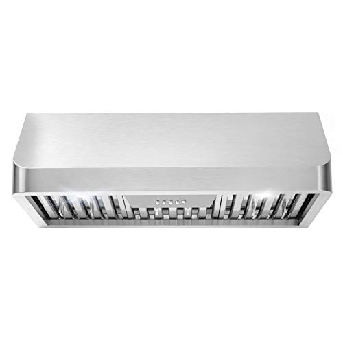Top 10 30 Under Cabinet Range Hood – Range Hoods