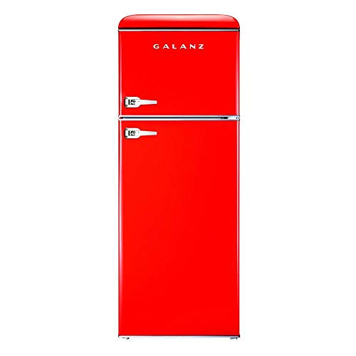 Top 9 Retro Style Refrigerator Full Size – Compact Refrigerators
