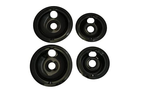 Top 9 Stove Top Burner Drip Pans Black – Range Replacement Drip Pans