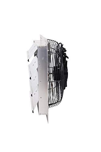 Top 10 Commercial Exhaust Fan – Wall-Mounted Fans