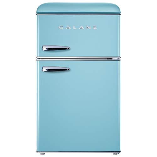 Top 10 Retro Mini Fridge Freezer – Compact Refrigerators
