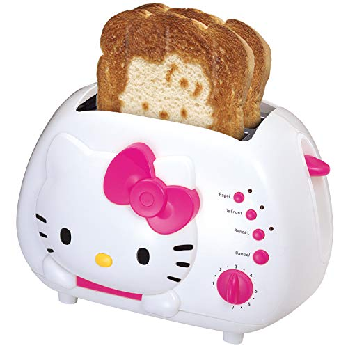 Top 6 Hello Kitty Appliances – Toasters