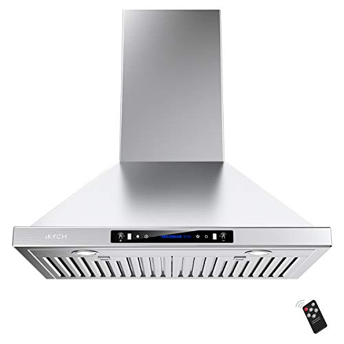 Top 10 Wall Mount Hood Vents for Kitchen 36 Inch – Range Hoods