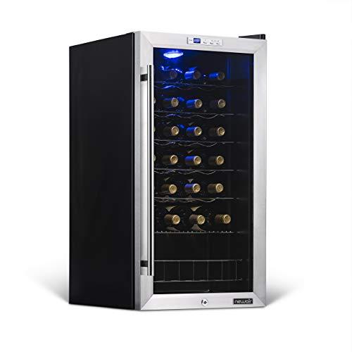 Top 10 Ge Wine Cooler Refrigerator Built in – Freestanding Wine Cellars