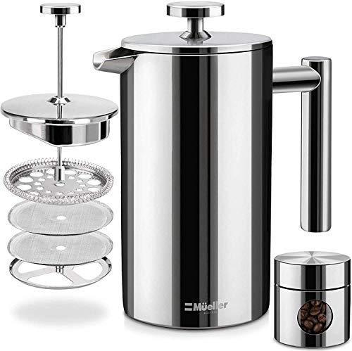 Top 10 Latte Heat Press – Coffee Presses