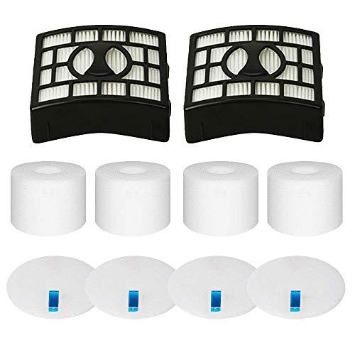 Top 10 Shark DuoClean Vacuum Filter Replacement NV800W – Replacement Upright Vacuum Filters