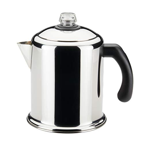 Top 9 Camping Coffee Pot – Coffee Percolators