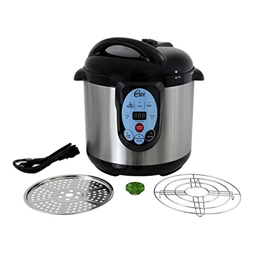 Top 9 Canner with Rack – Electric Pressure Cookers