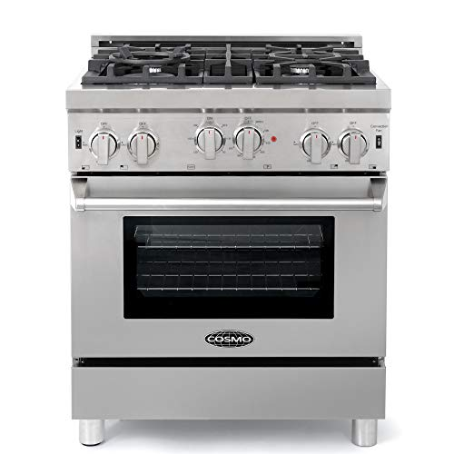 Top 9 Gas Range 30 inch – Slide-In Ranges