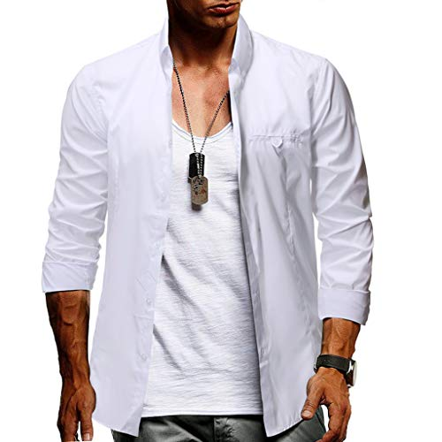 Top 10 Men's Dress Shirts Long Sleeve Wrinkle Free – Slide-In Ranges