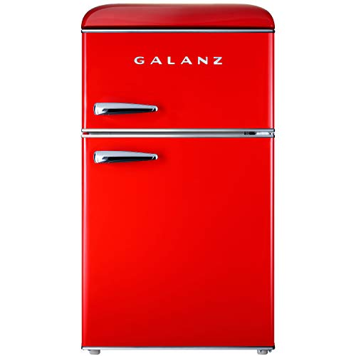 Top 10 Red Mini Fridge with Freezer – Compact Refrigerators