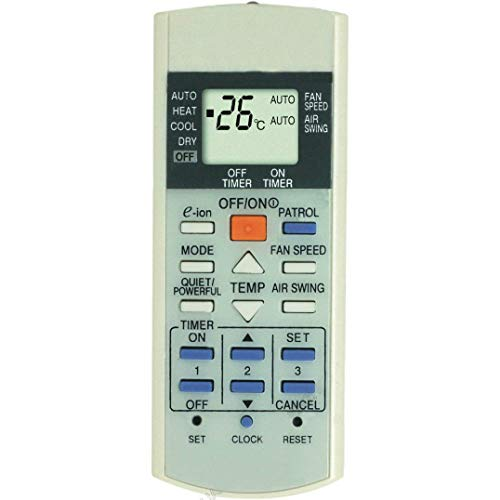 Top 1 Panasonic Universal Remote Control for Tv – Air Conditioner Accessories