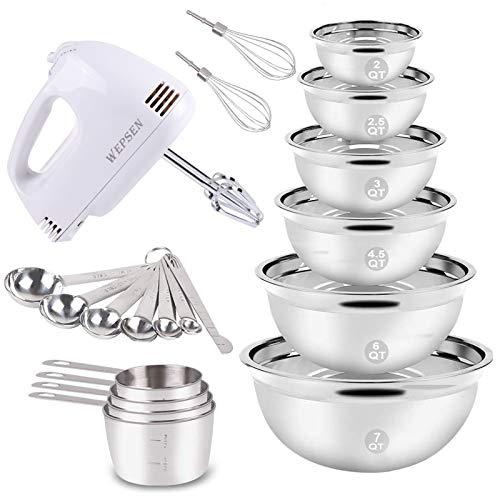 Top 10 Mixing Utensils Set – Kitchen Utensils & Gadgets
