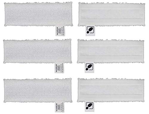 Top 10 Microfiber Glass Cleaner Cloth – Steam Cleaner & Steam Mop Accessories