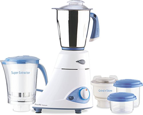 Top 10 Mixer Grinder for Indian Cooking Philips – Household Blenders