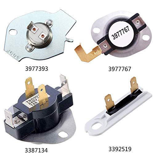 Top 10 Whirlpool Dryer Thermostat – Dryer Replacement Parts