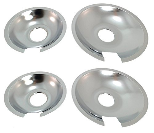 Top 9 Jean air Cooktop Parts – Range Replacement Drip Pans