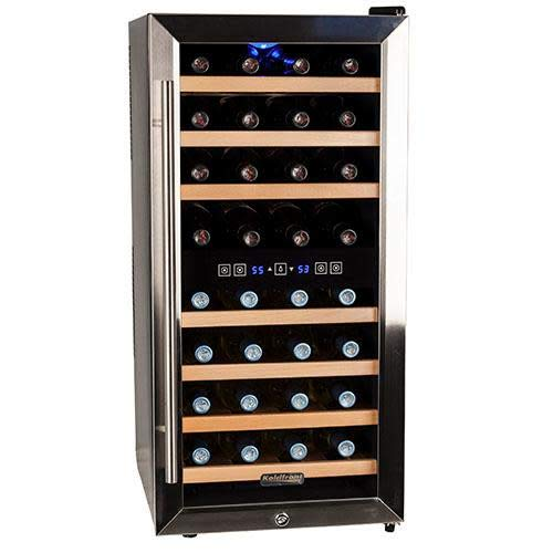 Top 10 32 Bottle Wine Cooler – Freestanding Wine Cellars