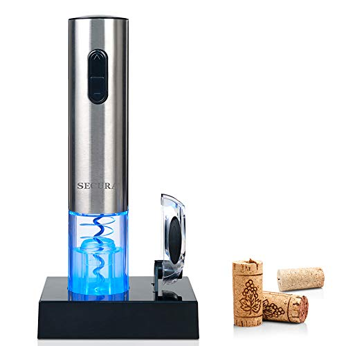Top 10 Bottle Lights with Cork Rechargeable – Electric Wine Bottle Openers