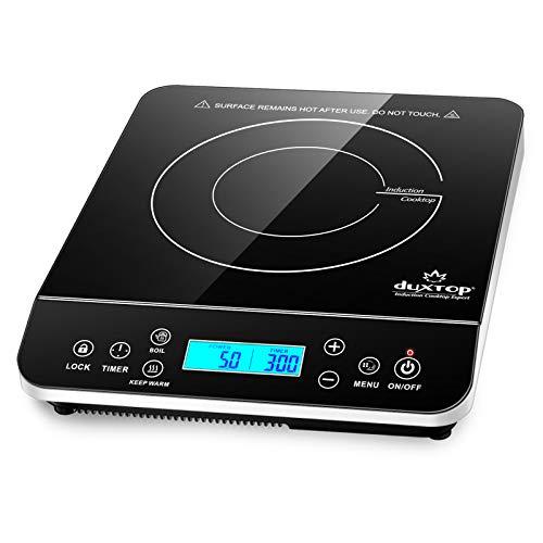 Top 10 Induction Cooktop Large Diameter – Countertop Burners