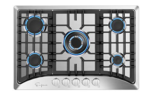 Top 8 Gas Stove Top with Downdraft – Cooktops