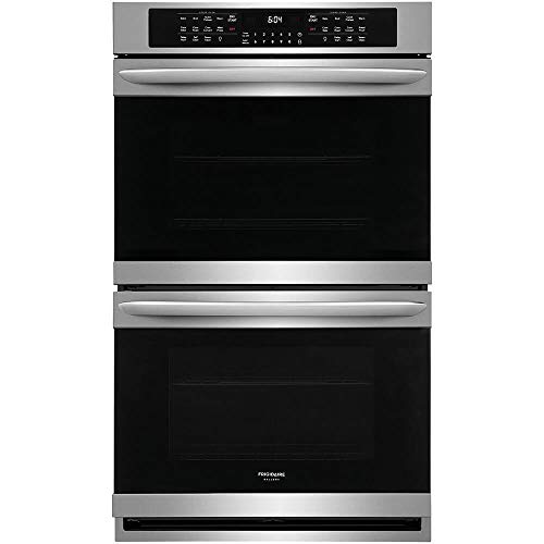 Top 8 Black Stainless Wall Oven Combo – Double Wall Ovens