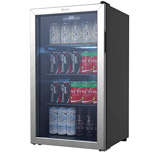 Top 9 Small Refrigerator 4.5 Cubic Feet – Beverage Refrigerators
