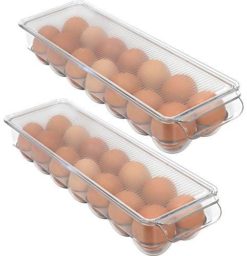 Top 10 Egg Container for Refrigerator – Refrigerator Egg Trays