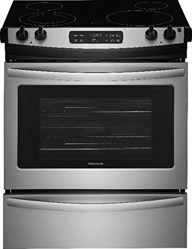 Top 8 Slide in Oven Range Electric – Freestanding Ranges