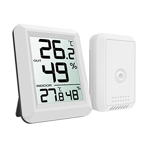 Top 10 Outdoor Thermometer Large Numbers – Kitchen & Dining Features