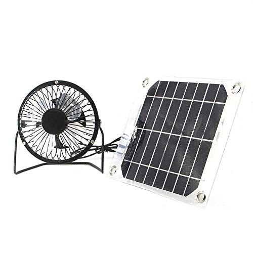 Top 10 Solar Powered Fan – Table Fans