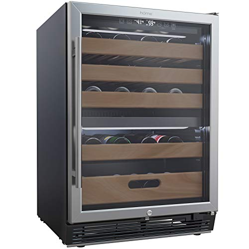 Top 10 High End Refrigerators – Freestanding Wine Cellars