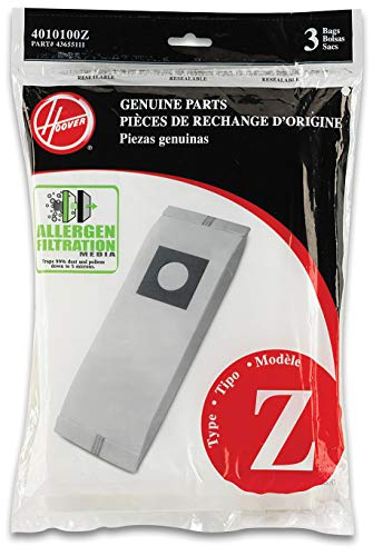 Top 6 Style Z Vacuum Bags – Replacement Upright Vacuum Bags