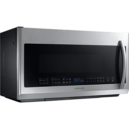 Top 7 Samsung Microwave Smh1816s – Over-the-Range Microwave Ovens