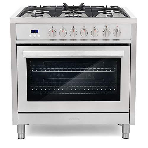 Top 7 Propane Kitchen Stove and Oven – Freestanding Ranges