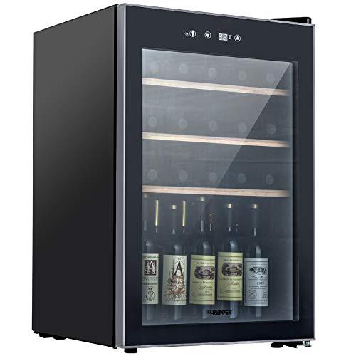 Top 10 Small Wine Cooler Refrigerator Counter Top – Freestanding Wine Cellars