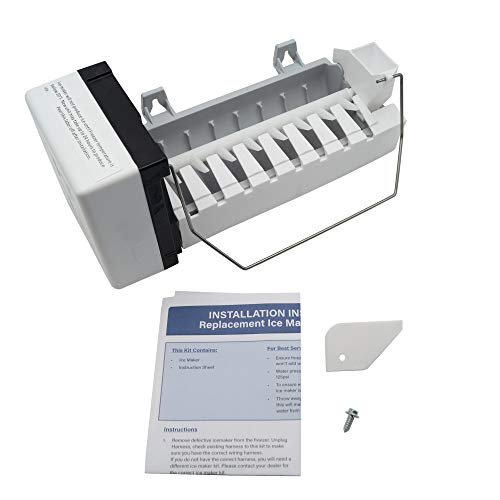 Top 7 D7824706Q Ice Maker – Refrigerator Replacement Ice Makers