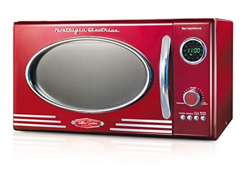 Top 7 Microwave Red Color Small – Countertop Microwave Ovens