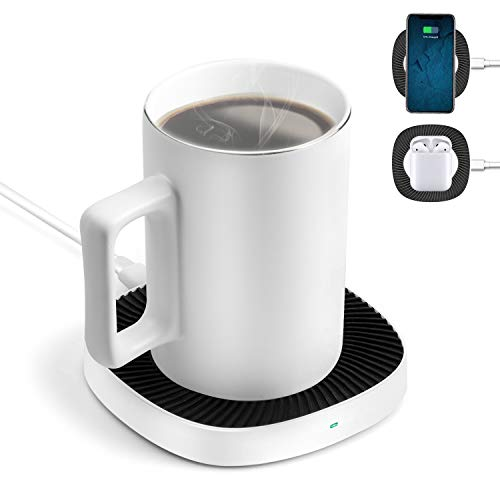Top 10 Wireless Charger iPhone – Tea & Espresso Beverage Warmers