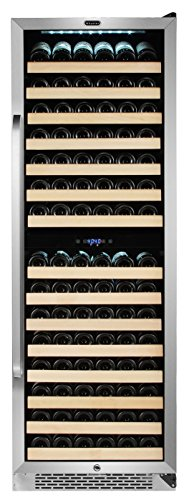 Top 10 Whynter 24 Bottle Dual Zone Freestanding Wine Cooler – Freestanding Wine Cellars