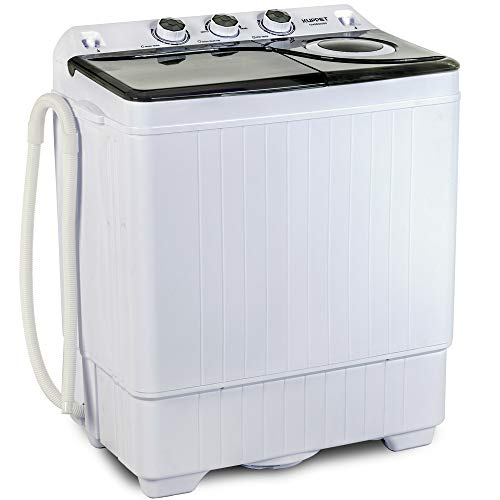 Top 10 Twin Tub Washing Machine 26lbs – Portable Clothes Washing Machines