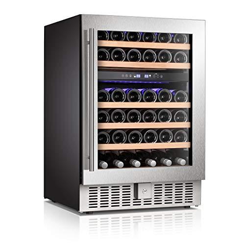 Top 10 Wine Cooler Under Counter 24 inch – Freestanding Wine Cellars