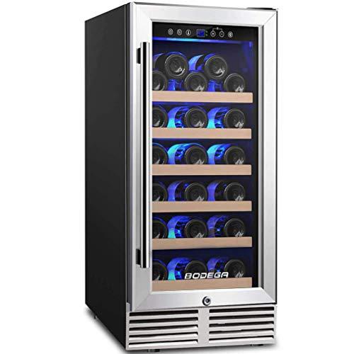 Top 9 Built In Wine Cooler 18 Inch Wide – Freestanding Wine Cellars