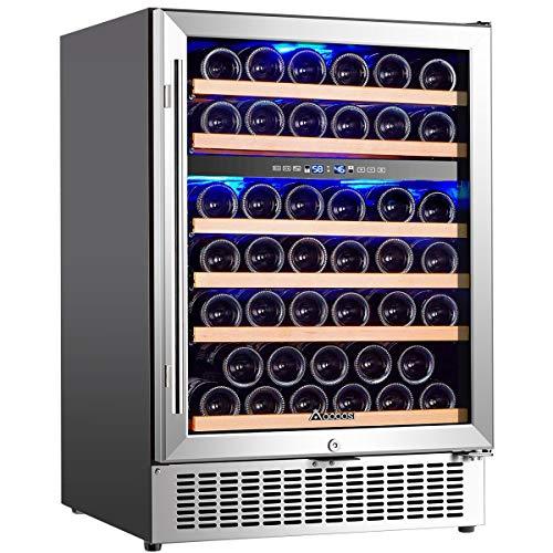 Top 9 24 Inch Wide Refrigerator – Built-In Wine Cellars