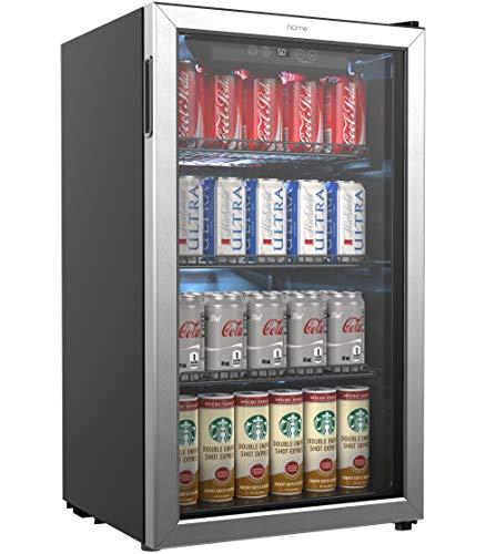 Top 10 Glass Door Cooler Refrigerator – Beverage Refrigerators