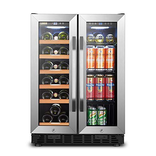 Top 9 30 Inch Built-in Dual Zone wine and Beverage Cooler – Built-In Wine Cellars